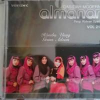 VCD ALMANAR QASIDAH MODERN V21