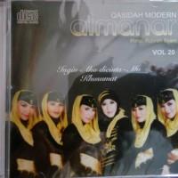 CD ALMANAR QASIDAH MODERN V20