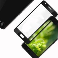 Zuk Z2 Lenovo Z2 Full Cover Tempered Glass - Hitam