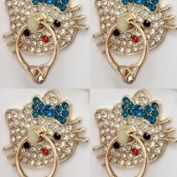 I-Ring Iring Stand Holder Hello Kitty Lucu Ipad Iphone Android Xiaomi