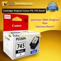 Cartridge Original Canon Small PG-745s PG745s 745 Black