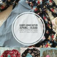 Gamis Anak Dress Anak High Quality Katun Jepang