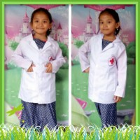 Harga baju kostum dokter kecil jas | antitipu.com