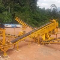 Mesin Stone Crusher Plant 30-40 TPH