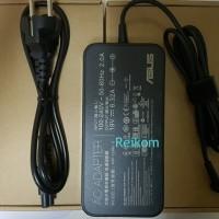 Adaptor Charger Laptop Asus ROG, ZenBook Pro 19v 6.32a (5.5*2.5) slim