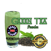 Bubuk Minuman Bubble Drink Murah 1kg Green Tea