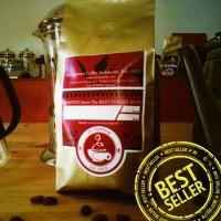 Jual Kopi Premium Biji/Bubuk 200gr Robusta Java Dampit Indonesia Coffee Murah