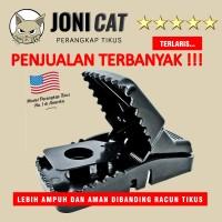 Jual Joni Cat Perangkap / Jebakan dan Pembasmi Tikus - Aman Tanpa Racun Murah