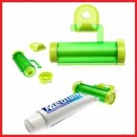 Jual toothpaste dispenser tempat gantung odol penjepit pasta krim penghem Murah