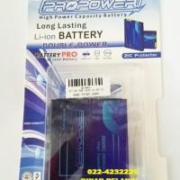 BATRE BATERAI BATTERY SAMSUNG I9500 S4 REPLIKA PRO POWER 901850