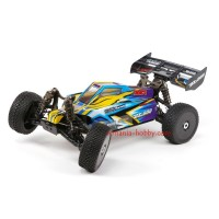 Mainan Mobil & Truk RC Basher Bsr Bz-888 1/8 4Wd Racing Buggy+Gt2
