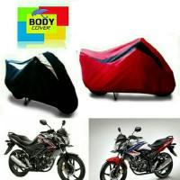 Cover/mantel/sarung motor Mega pro (motor sport 150 sejenisnya)