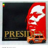 CD Tony Q Rastafara - Presiden