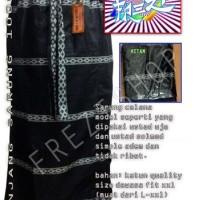 Sarung celana ustad solmed fit xxl motif unik adem dan tidak ribet B