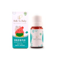 Essential Oil Belli To Baby Cold n Flu