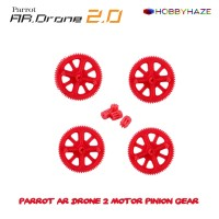 harga Parrot AR Drone 2.0 Motor Pinion Gears Shaft Set Red Tokopedia.com