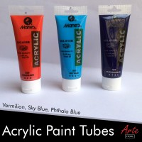 Cat Acrylic Tube 75ml