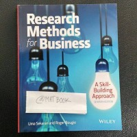 Research Methods for Business by Uma Sekaran