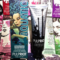 Jual pulpriot aquatic mermaid hair color mirip pravana manic panic Murah