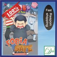 Buku Cerita Anak KKPK Komik Ghost School Days Edisi Cerpen Fobia Sate