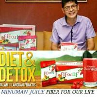 Jual Herbal Pelangsing Fiforlif / diet alami sehat / obat detok Murah