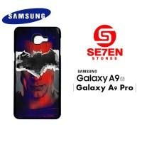 Hardcase Custom HP Samsung A9 2016 A9 Pro Batman v Superman Poster Cas