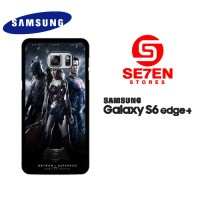 Hardcase Custom HP Samsung S6 Edge Plus batman v superman 2 Casing Cov