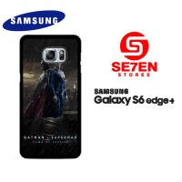 Hardcase Custom HP Samsung S6 Edge Plus batman v superman dawn Casing