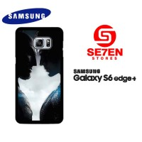 Hardcase Custom HP Samsung S6 Edge Plus Batman V Superman Casing Cover