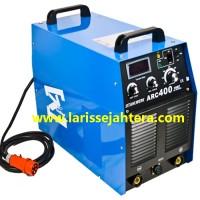 MESIN LAS ARC-400 MOSFET. MESIN LAS STAHLWERK ARC-400