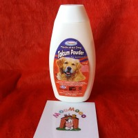 Bedak Jamur Anjing - Medicated dog talcum powder