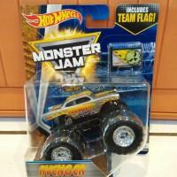Monster Jam 25 - Hot Wheels - Mattel - Avenger