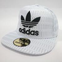 Topi Fashion Snapback Adidas Grade Ori Import AD-009
