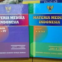 MATERIA MEDIKA INDONESIA