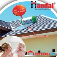 Handal ECO 151 solar water heater Tanpa Listrik 3 bath