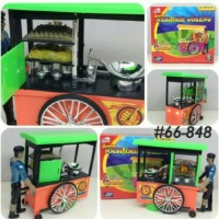 harga Mainan Gerobak Nasi & Mie Goreng Musik,bump & Go Tokopedia.com