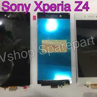 Lcd + Touchscreen Sony Xperia Z4 Z3 Plus E6533 E6553 Black/White