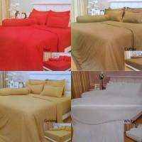 Bed Cover Set Vallery King Koil Bahan Serat Aloe Vera uk 200x200cm