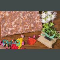 Jual Jual PH9 Pashmina Batik Coklat Murah Murah