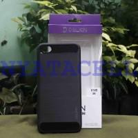 SoftShell Delkin Carbon Fiber Vivo V5+ Plus Case/Ipaky/Capsule/Soft X9