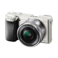 Kamera Sony ILCE 6000L Silver