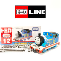 TOMICA THOMAS & FRIEND THOMAS 12 - PAINT THOMAS 2017 MOVIE VER THOMAS