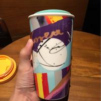 Jual Starbucks Tumbler Double Wall Ceramic Mug - Korea Edition (Collector) Murah
