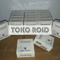 Mastebolin Alpha Pharma 100 Mg ECER SATU AM PUL 1 Ml Masteron