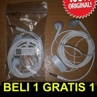 Headset Samsung Original 100% Support All Type Hp/Merk Hp Apa Saja