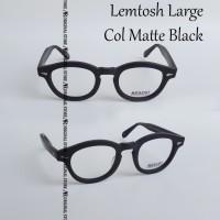 Termurah Kacamata Baca Mos*Cot Lemtosh Large Matte Frame Minus Plus