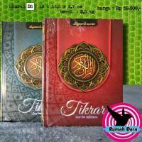 AlQuran Hafalan Tikrar ukuran B6, Al-Quran Syaamil - Rumah Dara