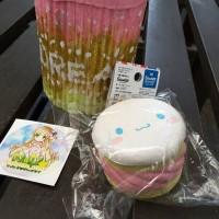 squishy cinnamoroll sanrio japan cake cream puff mainan anak