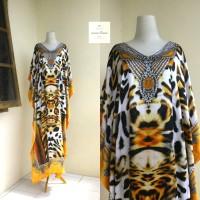 Jual Gamis Kaftan India Satin Silk 16 Murah