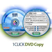 Software untuk menyalin film DVD dengan hanya satu klik 1CLICK DVD